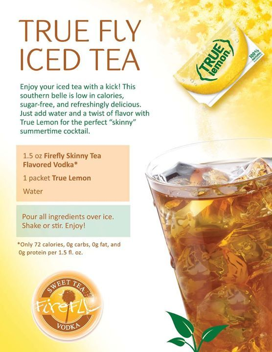 Skinny Long Island Iced Tea Calories