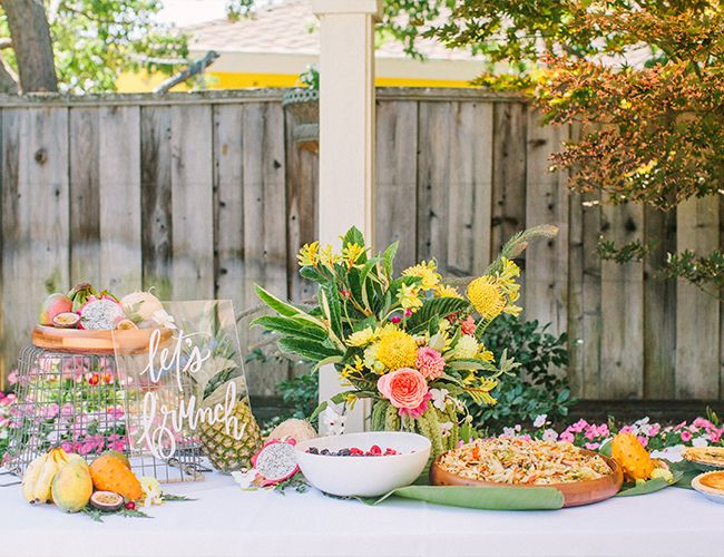 482 Best Tropical Wedding Ideas Images On Pinterest: Only Best 25+ Ideas About Tropical Bridal Showers On