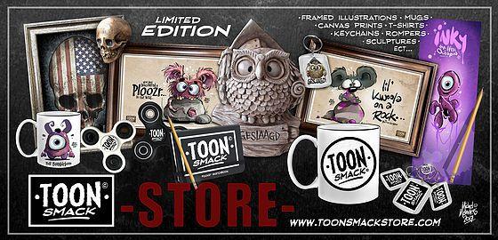 www.toonsmackstore.com