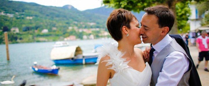 Matrimonio Isola dei Pescatori, Wedding in Italy