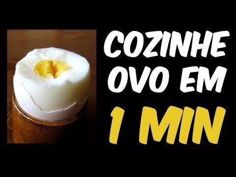 COMO DESCASCAR OVO COZIDO | A DICA DO DIA COM FLÁVIA FERRARI - YouTube