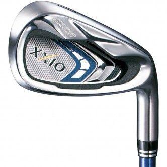 Hierros XXIO 9 Grafito. Nuevos palos de golf XXIO 9 para caballeros, diseñados con la última tecnología para proporcionar la mayor distancia. Los nuevos palos de golf de XXIO 9 para hombres están diseñados con la tecnología más avanzada en palos de golf