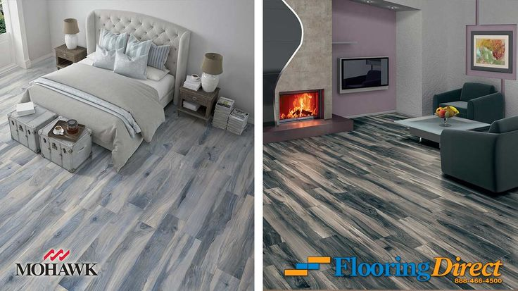 Have you noticed the increasing trend of blue and gray hues in hardwood floors in 2017? For Two for Tuesday we take a look at how gorgeous blue and gray stained hardwood flooring looks with the modern design aesthetic. Find out more about this hot new trend by visiting our website! http://flooringdirecttexas.com/flooring-trends-for-2017-include-hardwood-stains-in-grays-and-blues/ #hardwood #stains #flooring #TwoForTuesday