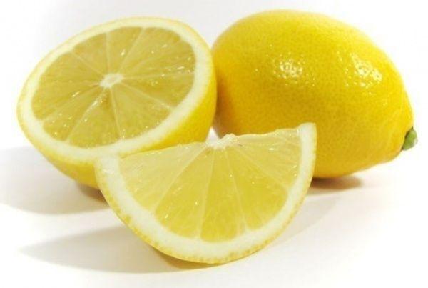 Десерты: Удивительные замороженные лимоны