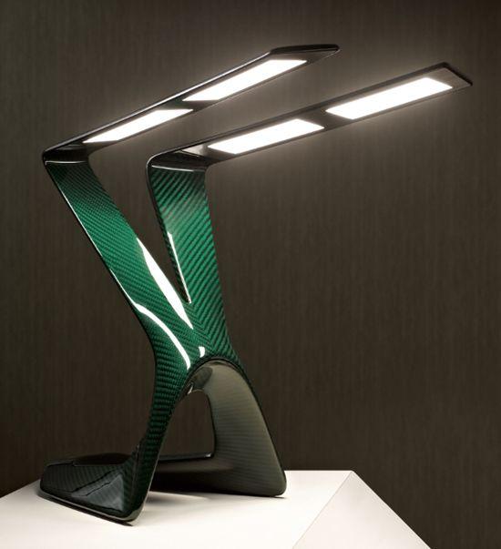 Modern Lamps by Liternity