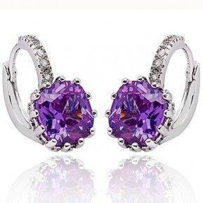 cercei glamour cu zirconiu cristale stralucitoare si placati cu aur alb 10k  http://www.safiria.ro/cercei-glamour-cu-zirconiu-cristale-stralucitoare-si-placati-cu-aur-alb-10k-p232