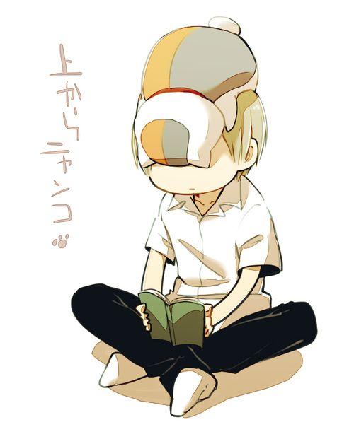 Heh! :3 Natsume Yuujinchou
