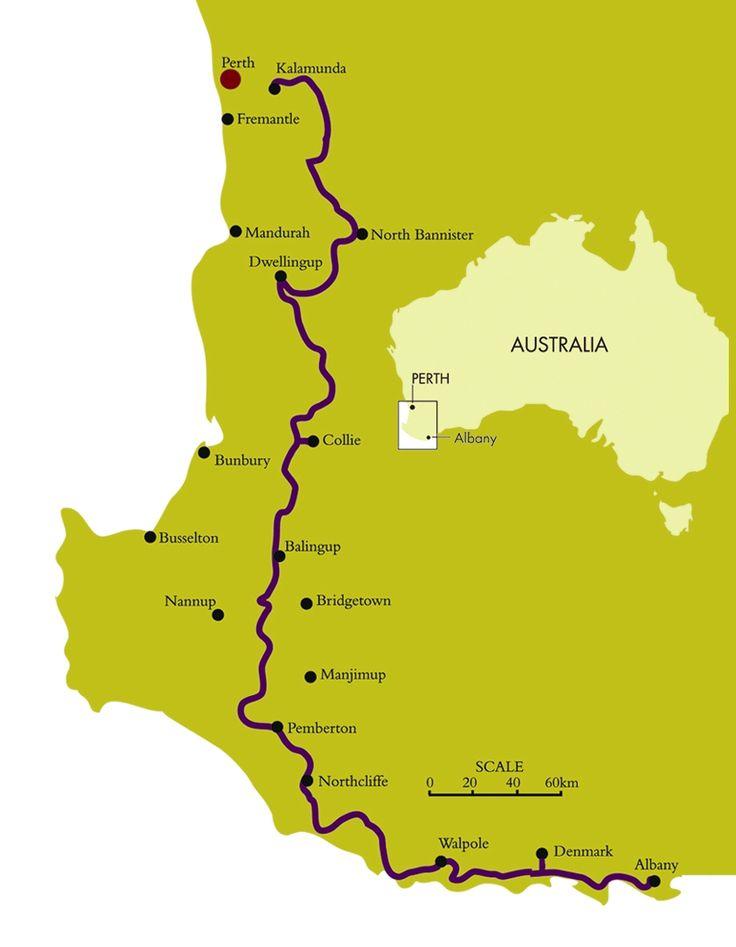 Bibbulmun Track, Australia