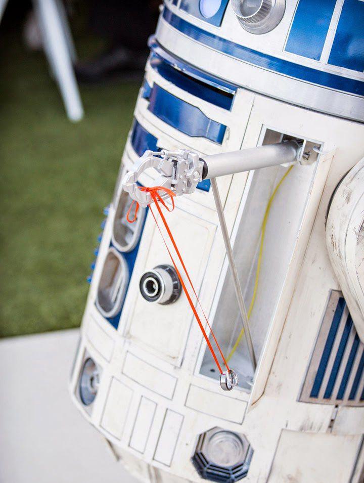 30 Epic Star Wars Wedding Ideas