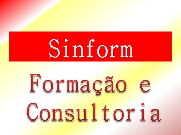 Sinform, Formação e Consultoria