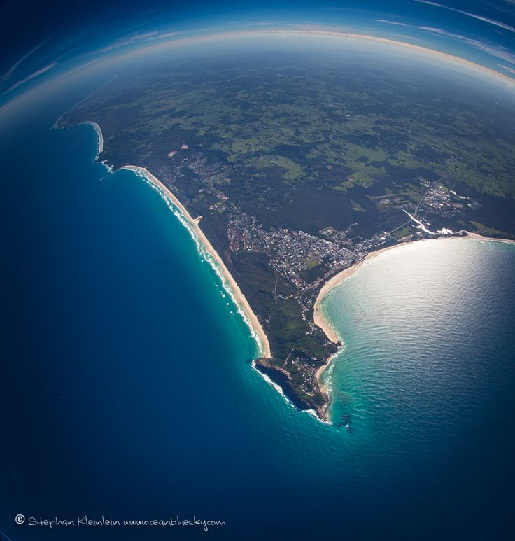 This one has got to be on your bucket list - skydiving over Byron Bay. There's no better place to jump from 14,000ft than over this awesome beach town. #SkydiveAustralia #bucketlist #summer #escape #holidays #travel #ideas #Australia