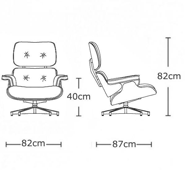 Pin On Eames Chair