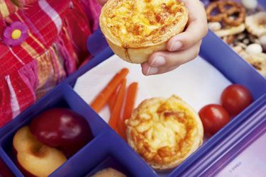 Corn and bacon quiches recipe, NZ Woman's Weekly – Keeping lunchboxes interesting and healthy is a constant challenge. Having some interesting new recipes on hand can encourage kids to actually eat their lunch and also get the nutrition they need for a busy day at school. – foodhub.co.nz