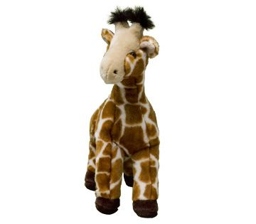 Get a plush when you donate to symbolically adopt a giraffe and help WWF's global conservation efforts.