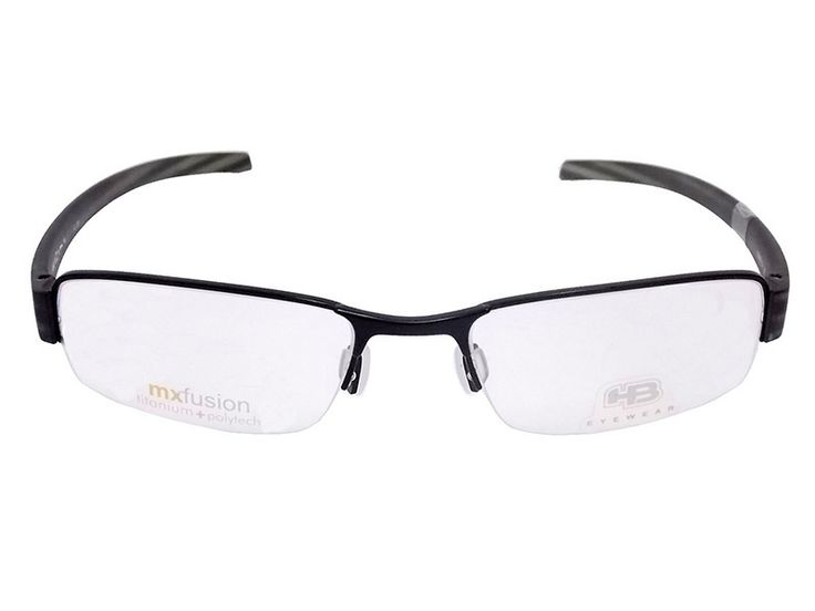 Óculos De Grau Masculino Hb M93822311 Tam.52