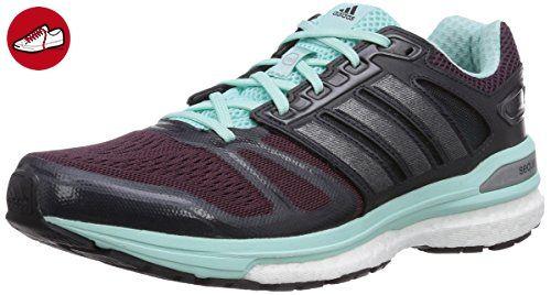 adidas Supernova Sequence Boost 7, Damen Laufschuhe, Mehrfarbig (Rich Red/Carbon Metallic/Frost Mint), 37 1/3 EU (4.5 ) - Adidas schuhe (*Partner-Link)