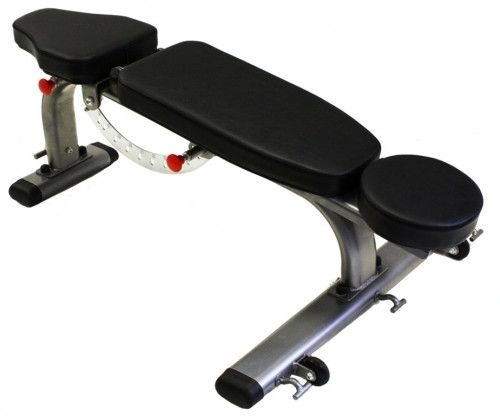 Troy Barbell & Fitness VTX USA Flat Incline Decline Bench