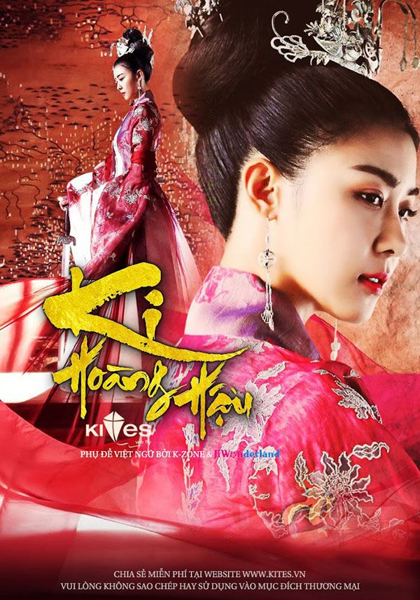 Empress Gi - A woman born in Korea navigates her way through love, war, politics and national loyalties to become a powerful empress in China's Yuan dynasty.