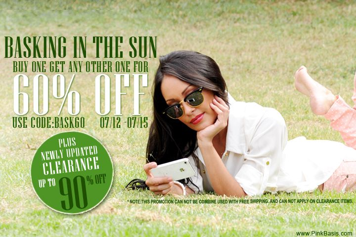 Women's clothing dresses, tops, blazers, pantsuits, Petite clothing Planet GoldilocksBasking In The Sun! Buy One Get Any Other One for 60% OFF at  Use #Coupon: BASK60. Ends on 07/15/2013.  PLUS: Newly Updated #CLEARANCE! Up To 90% OFF! Shop Now! #fashion http://www.planetgoldilocks.com/womens_clothing.htm