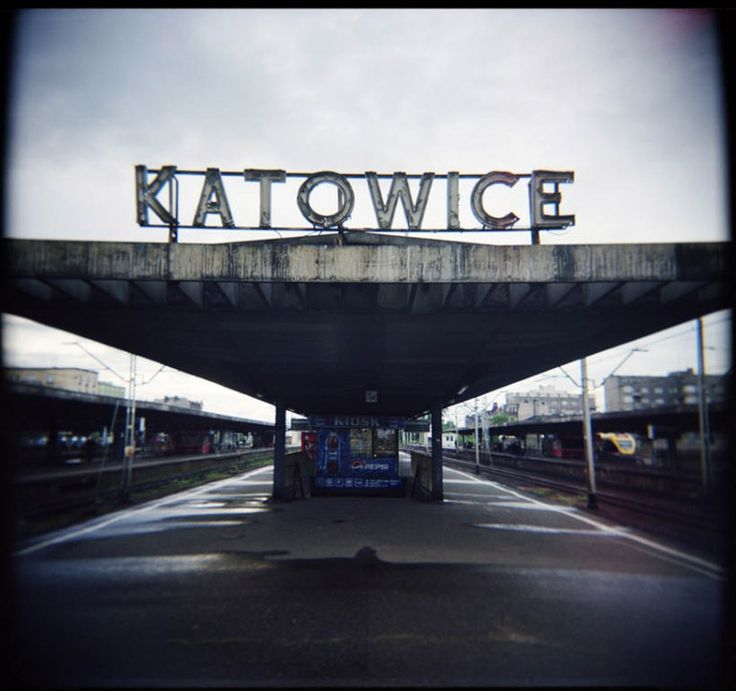 Dworzec kolejowy w Katowicach, fot. Krzysztof Szewczyk / Forum