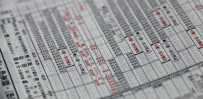 Japan Train Timetables and Route Finders - Hyperdia and Jorudan