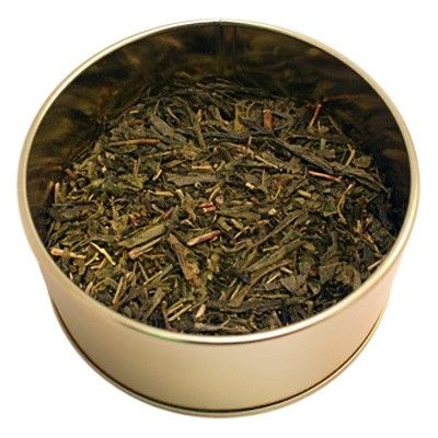 Organic Sencha - A high quality grade organic Japanese green tea grown in China. A fragrant, aromatic cup with a refreshing flavour. An excellent everyday basic green tea providing substantial health benefits such as lowering cholesterol and blood pressure. Delicious served as an iced tea! (http://shop.steepedandinfused.com/products/Organic-Sencha.html)