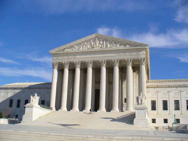 washington dc   Washington, DC : Supreme Court Building photo, picture, image ...