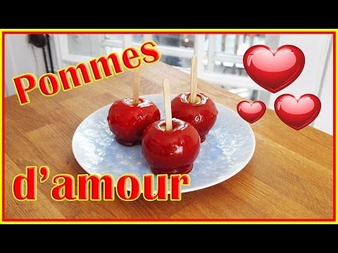 Pomme d'amour - Toffee Apple - Carl Arsenault