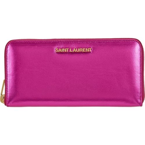 Classic Letters Zip Around Wallet From Barneys On Catalog