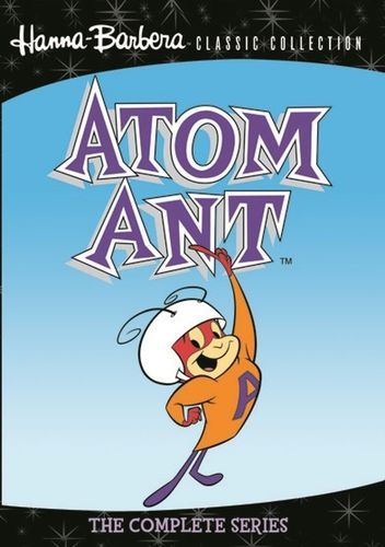 Atom Ant: The Complete Series [3 Discs] [DVD]