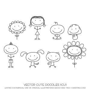 Cute Doodles ·CU·