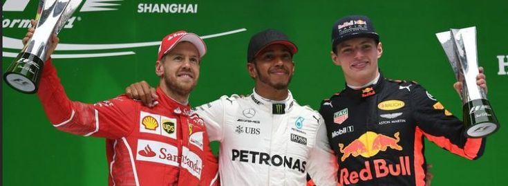 Grand Prix de Chine 2017 : Hamilton seul au monde