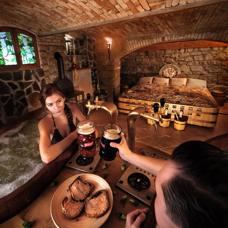 6 Beer Spa Places in Czech Republic - GrubOrPub Blog
