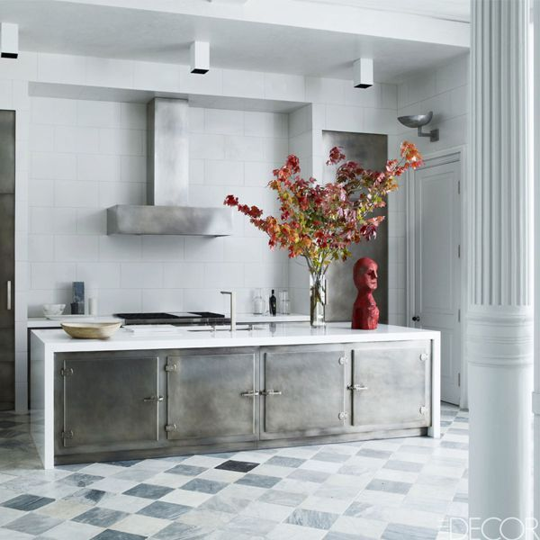 Grey Industrial Kitchen: Best 25+ Modern Grey Kitchen Ideas On Pinterest
