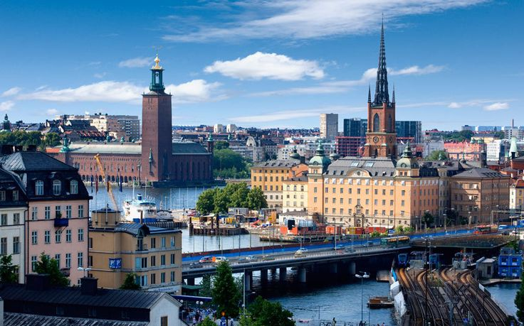 Enter the prize draw for your chance to win a trip to Stockholm, including flights and accommodation for two, and £150 worth of Boots vouchers