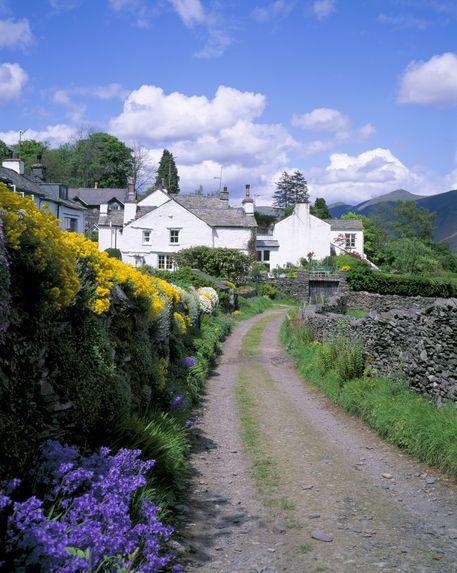 Troutbeck, Nr. Windermere, Cumbria, England
