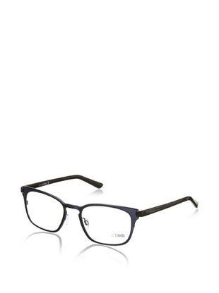 Just Cavalli Women's JC366 Eyeglasses, Blue/Black