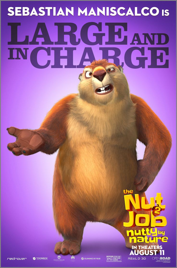 "Johnny asks, ""do you even lift, bro?"" Sebastian Maniscalco stars in #TheNutJob2 - in theaters August 11!"