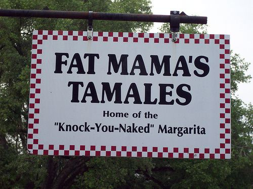 Natchez MS- best tamales but you better go early.  It's in a tiny log cabin and if you blink you'll miss it.