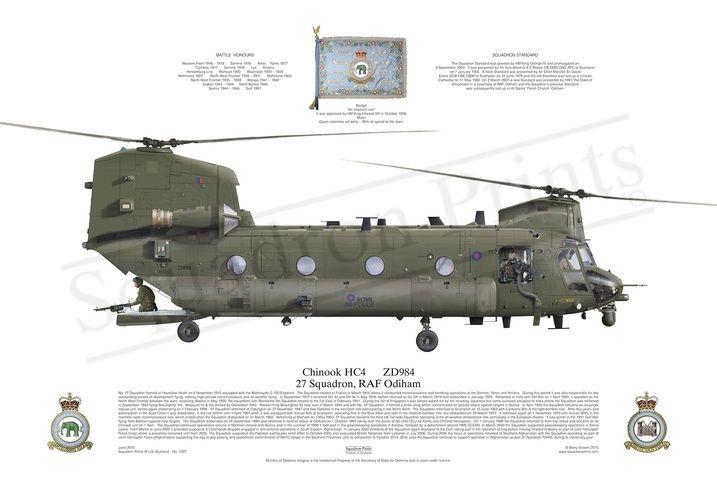 Chinook CH-4
