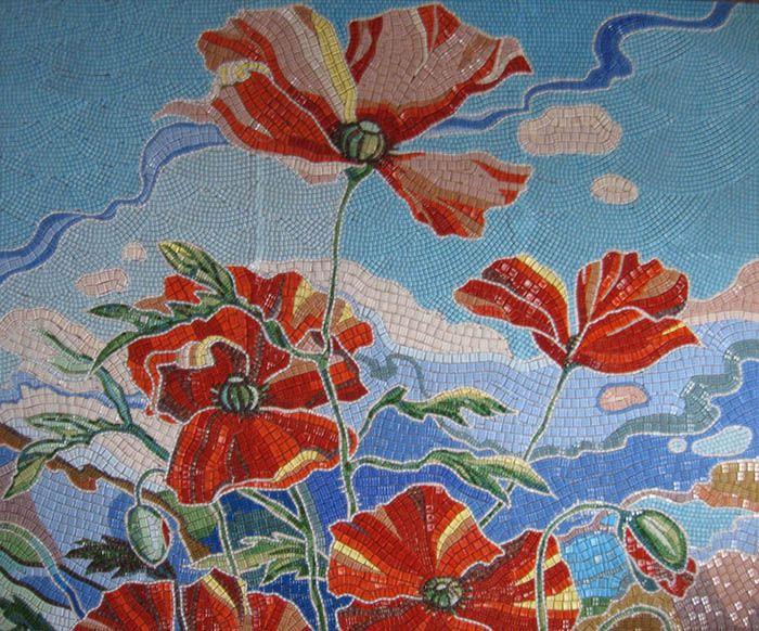 мозаичное искусство - Google'da Ara