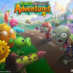 """Plants vs Zombies Adventures is PopCap's facebook version of the popular computer game. PvZ features a game called """"brain ball"""" that has taken..."""