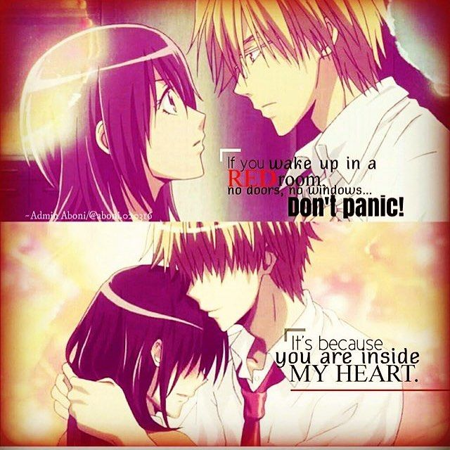 ••••••••••••••••••••••••••••••••••••••••• Click on �� more for information �� ••••••••••••••••••••••••••••••••••••••••• From now on I will post more frequently,so please if u have any request please let me know.���� ••••••••••••••••••••••••••••••••••••••••• ~Anime=Kaichou wa maid-sama ❄️ ~Status=Completed��✨ ~Genre=Romance,Comedy,School,������ •••••••••••••••••••••••••••••••••••••••••…