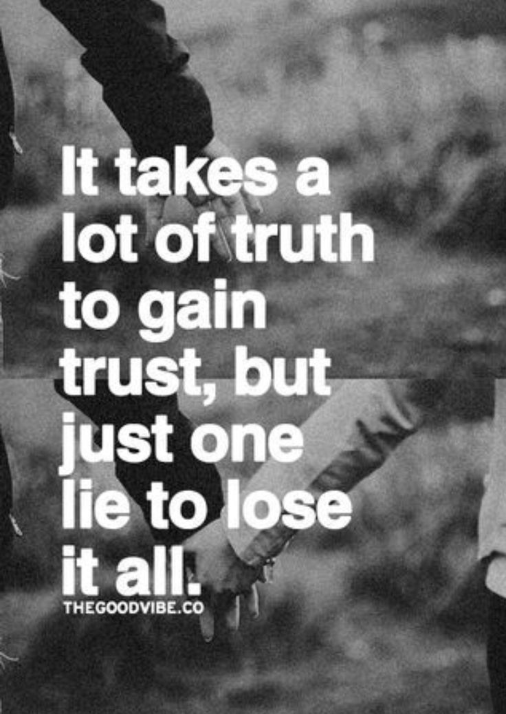 trust and truth telling in nursing Her parents feared that telling her she had leukemia would compromise her  emotional  the physician should offer the truth, speaking in general terms  about categories of  exercising therapeutic privilege also risks undermining  trust in the.