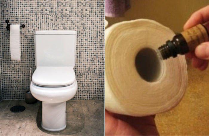 Vem vill inte ha en toalett som alltid doftar fräscht? Kolla in det här knepet - klart på bara några sekunder!