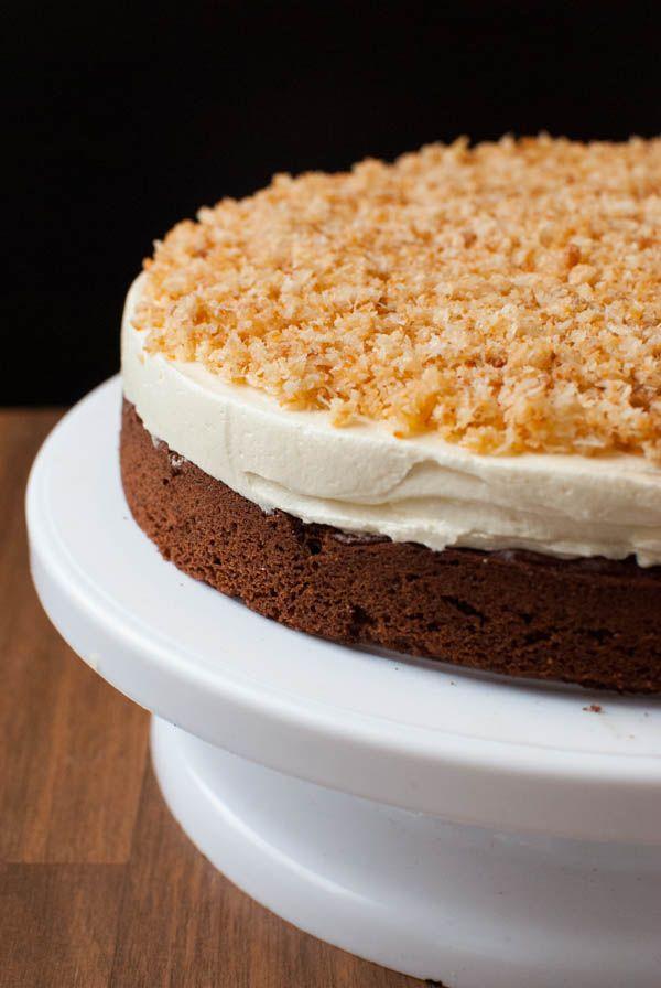 Sagespane Torte Mit Selbstgemachter Creme Rezept Pastalar Tulun