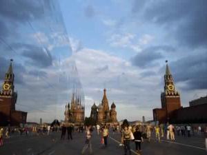 Suite à une menace d'attentats ,la Place Rouge de Moscou fermée pour le Nouvel an !!! • Hellocoton.fr