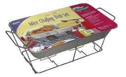 Wire Chafing Dish Set Full Size (4ct)