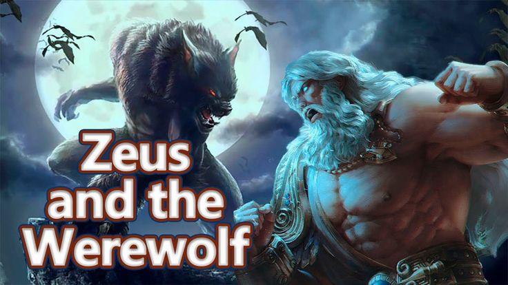 Zeus and Lycaon: The Origin of Werewolf - Greek Mythology Ep.28 - See U ...