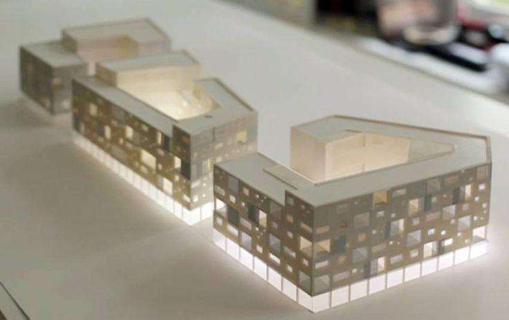 72 Collective Housing Units, Bègles, France | LAN Architecture